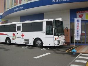 今年最初の献血奉仕活動_1