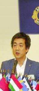 第二百十九回例会 多田会長